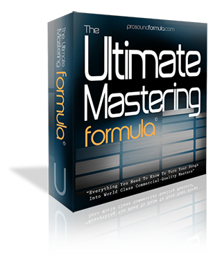 The Ultimate Mastering Formula