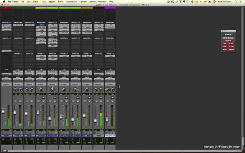 The 5 Drivers of Mixing (Part 2) – Mixing a Song from Start to Finish