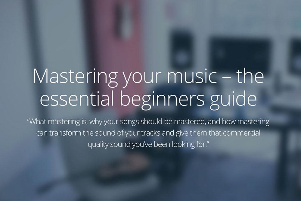 Mastering beginners guide