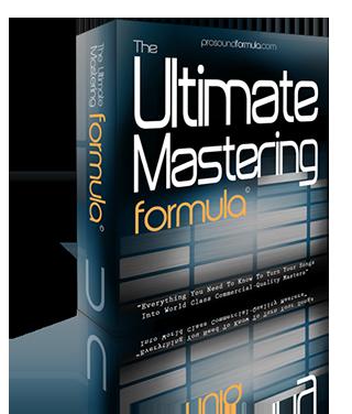 The Ultimate Mastering Formula