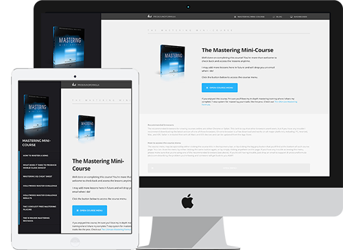 Mastering Mini-Course